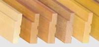 Batentes de madeira / Aduélas